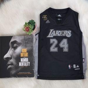 Lakers Kobe #24 Kids (7) limited edition